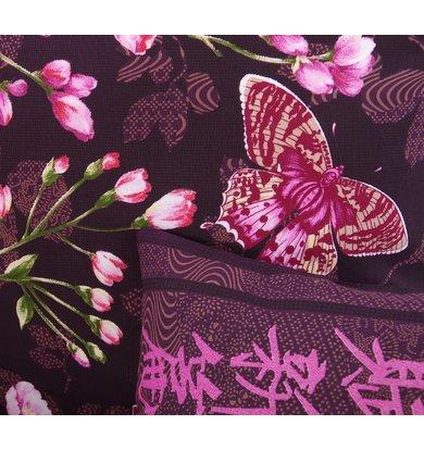 "Комплект ""Вечерний сад в розовом"""