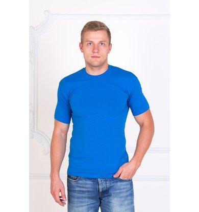 "Мужская футболка ""Алекс"" Голубой"