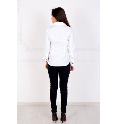 """Женская блузка """"Зара"""" Белый"""