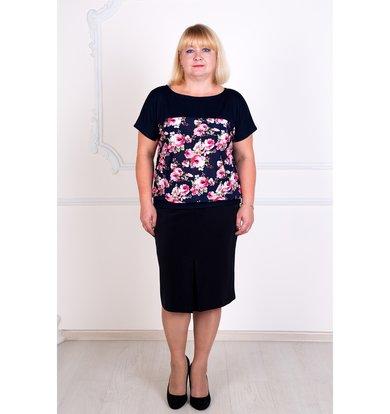 "Женская блуза ""Ангелина"" арт. 0161"