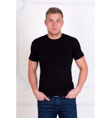"""Мужская футболка """"Алекс"""" Черный"""