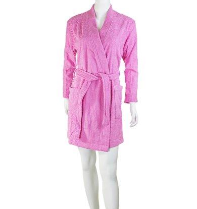 Женский халат «Серейа» Розовый