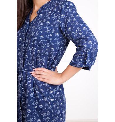 "Женская рубашка-туника ""Линда"" арт. 0334"