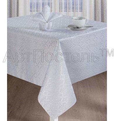 """Кухонные принадлежности """"Марго"""" Белый р. 120х150"""