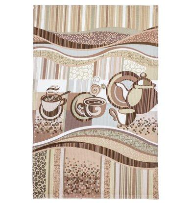 """Вафельное полотенце """"Эспрессо"""" р. 50х70"""