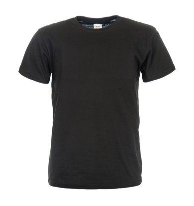 Муж. футболка арт. 04-0053 Черный р. 48