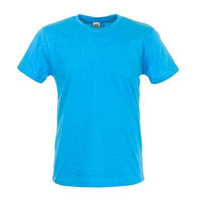 Муж. футболка арт. 04-0053 Голубой р. 48