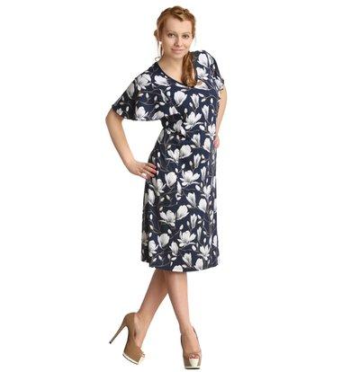 Жен. платье арт. 16-0162 Белый р. 50