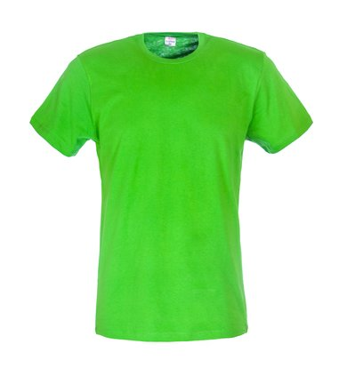 Муж. футболка арт. 04-0044 Зеленый р. 48