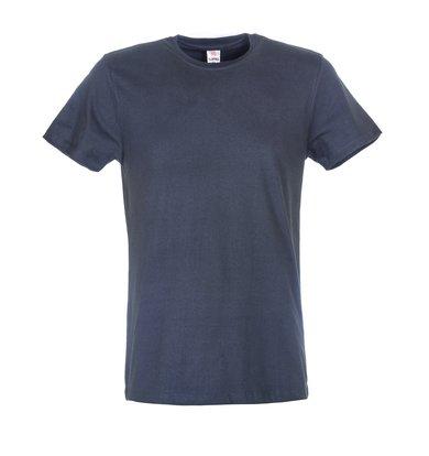 Муж. футболка арт. 04-0044 Черный р. 48