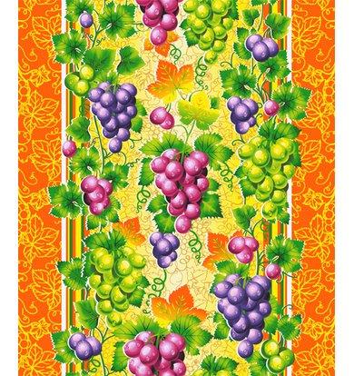 """Вафельное полотенце """"Виноград"""" р. 50х70"""