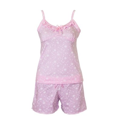 Жен. пижама арт. 04-0064 Розовый р. 44