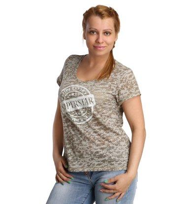 Жен. футболка арт. 16-0176 Хаки р. 44