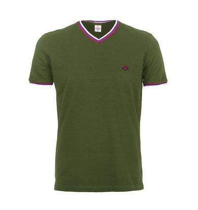 Муж. футболка арт. 04-0059 Хаки р. 48