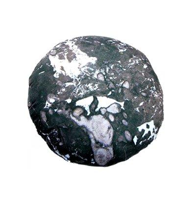 """Игрушка-подушка """"Камень темный"""" р. 22х23"""