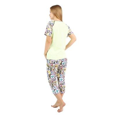 Жен. костюм арт. 16-0246 Лимонад р. 44