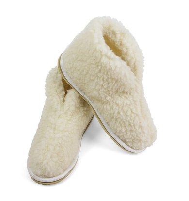 "Обувь ""Бабуши Уют Эконом"" Белый р. 35"