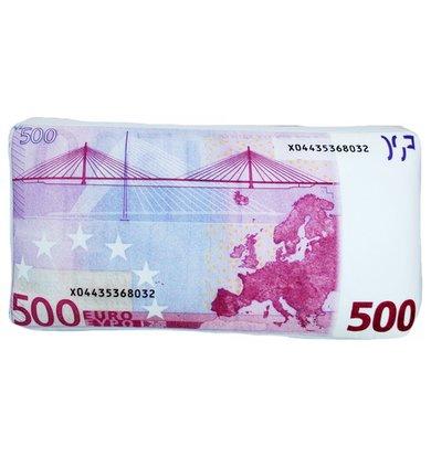 """Игрушка-подушка """"500 евро"""" р. 42х22"""