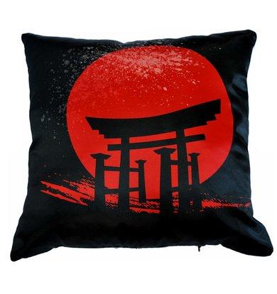 """Подушка """"Япония арт. 20-0280"""" р. 35х35"""