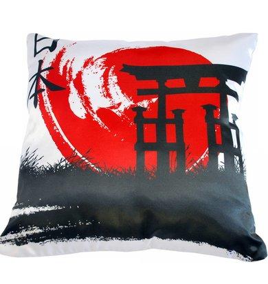 """Подушка """"Япония арт. 20-0281"""" р. 35х35"""