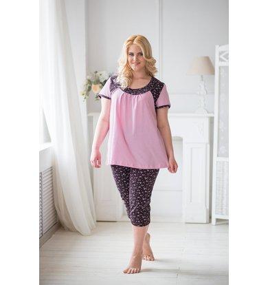 Жен. пижама арт. 19-0156 р. 58