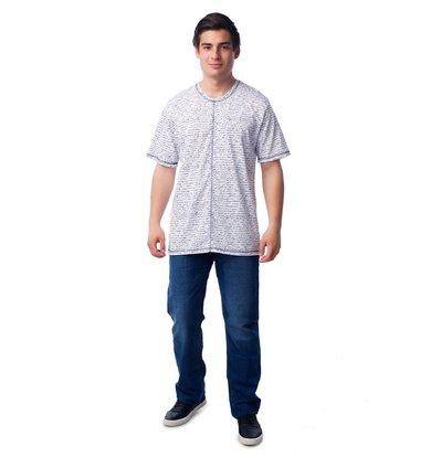 Муж. футболка арт. 16-0355 Белый р. 50