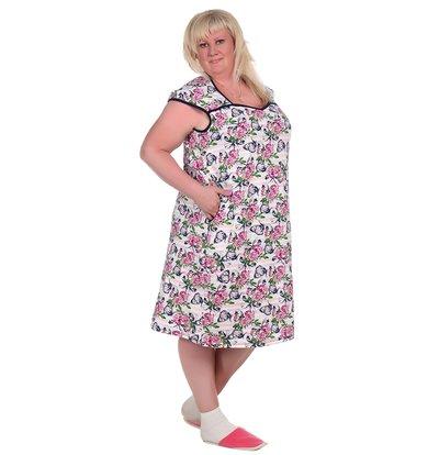 Жен. платье арт. 16-0352 р. 60
