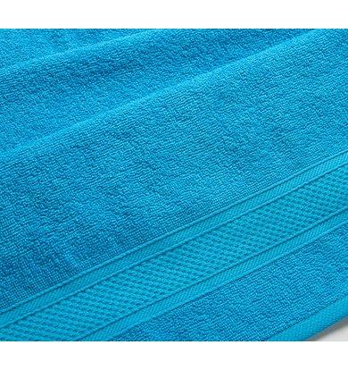 Полотенце арт. 03-0683 Голубой р. 40х70
