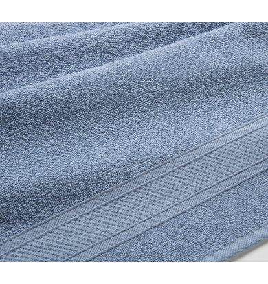 Полотенце арт. 03-0692 Серо-голубой р. 40х70