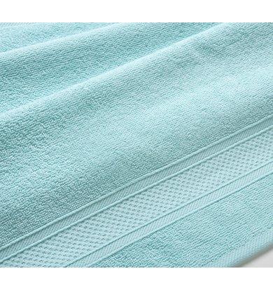 Полотенце арт. 03-0694 Светло-голубой р. 40х70
