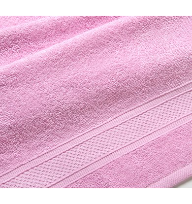 Полотенце арт. 03-0695 Светло-розовый р. 100х180