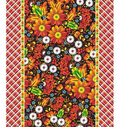 """Вафельное полотенце """"Забава"""" р. 47х70"""