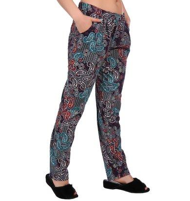 Жен. брюки арт. 16-0141 Зеленый р. 60