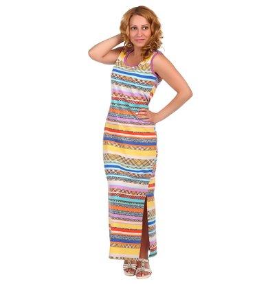 Жен. платье арт. 16-0381 Сирень р. 54