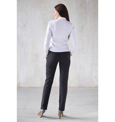 Жен. брюки арт. 19-0183 Черный р. 44