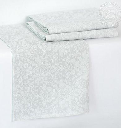 "Полотенце ""Вензель"" Белый р. 50х70"