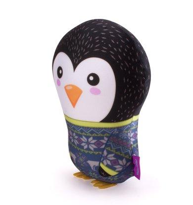 """Игрушка-подушка """"Ребятюшки Пингвинюшки"""" Голубой р. 30х21"""