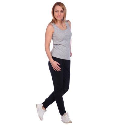 Жен. брюки арт. 16-0488 Черный р. 60
