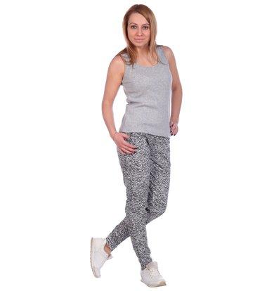 Жен. брюки арт. 16-0489 Белый р. 46