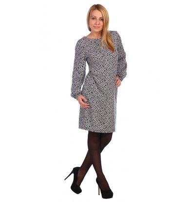 Жен. платье арт. 16-0466 Белый р. 46
