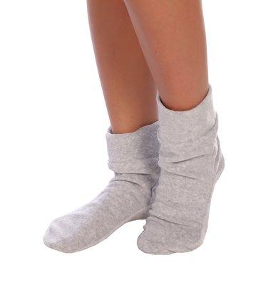 Жен. носки арт. 16-0480 Серый р. 37-38