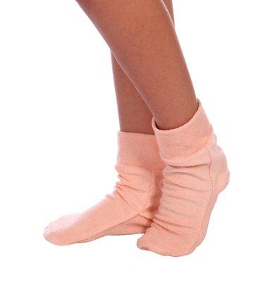 Жен. носки арт. 16-0481 Персиковый р. 37-38