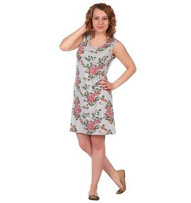 Жен. платье арт. 16-0514 Коралл р. 42