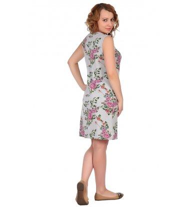 Жен. платье арт. 16-0514 Розовый р. 42