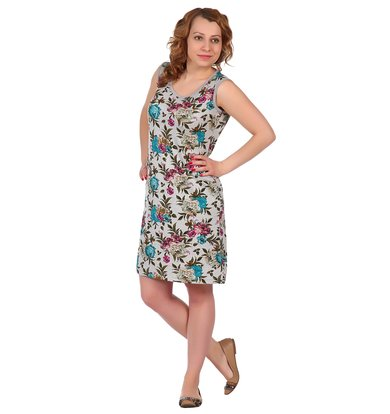 Жен. платье арт. 16-0514 Зеленый р. 42