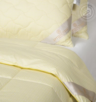 """Одеяло """"Меринос Premium облегченное"""" р. 140х205"""