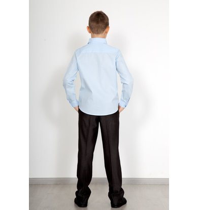 "Дет. рубашка ""Ермак"" Голубой р. 30"