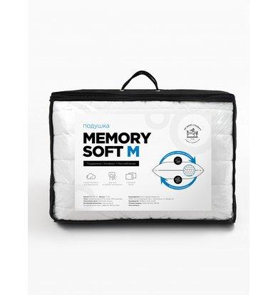 "Подушка ""Memory soft M"" Белый р. 50х70"