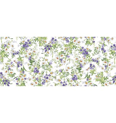 "Вафельное полотенце ""Дарья"" Белый р. 47х70"